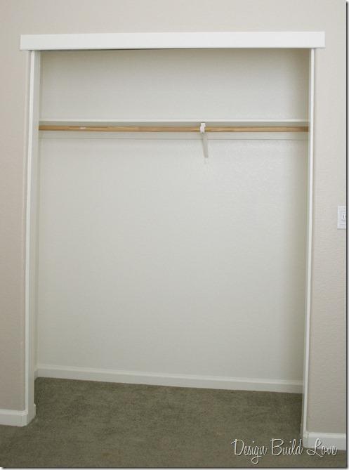 $50 Handmade Closet Kit Tutorial (Day 4: 30 Days To An Organized Home)