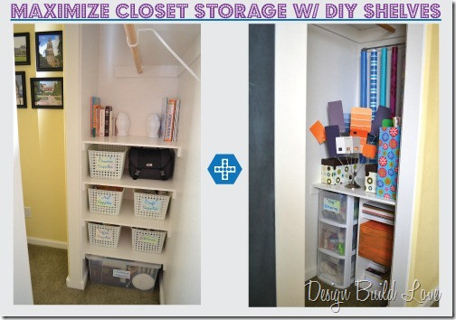 girl build corner to shelves how in floating sawdust closet building