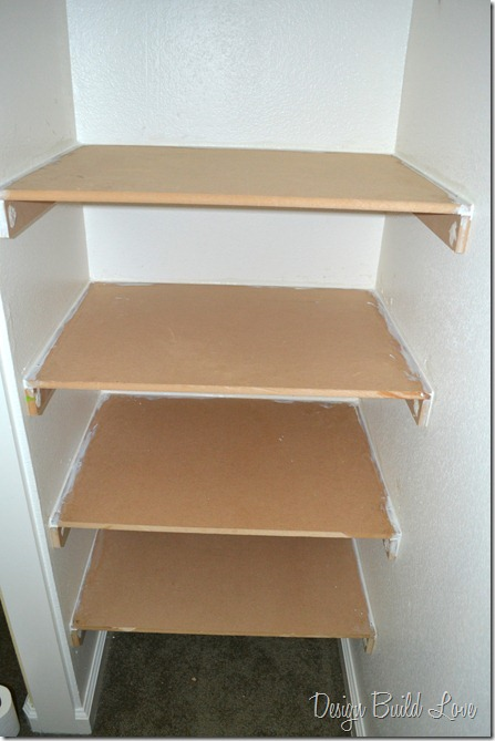 incredible closet storage shelves in built master organizers system white diy ana projects