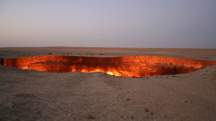 The Door to Hell