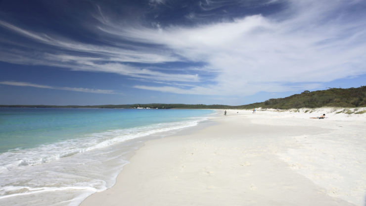 Hyams Beach, Austrailia