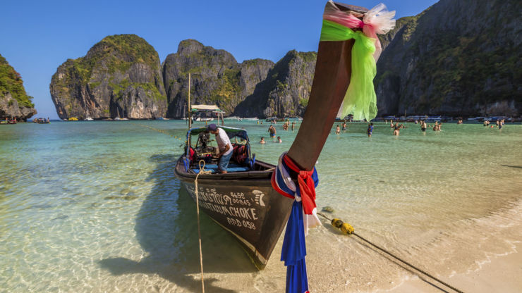 8 of the Most Instagrammable Places in the World - Krabi, Thailand
