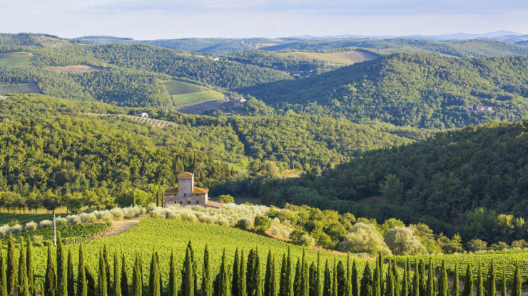 8 of the Most Instagrammable Places in the World - Tuscany, Italy